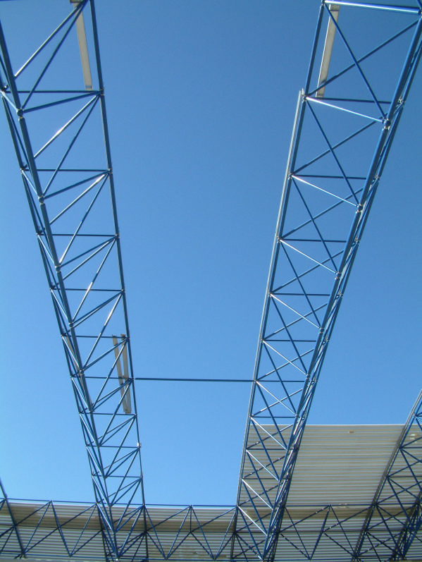 Technomachine Leaders In Cladding Systems Space Frames